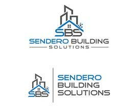 #61 untuk Logo Design for Construction Company - Sendero Building Solutions oleh golden515