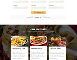 nº 27 pour Design a Website Mockup for Mexican Restaurant par stylishwork