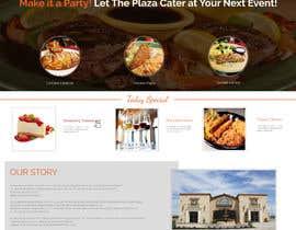 nº 25 pour Design a Website Mockup for Mexican Restaurant par HR8895