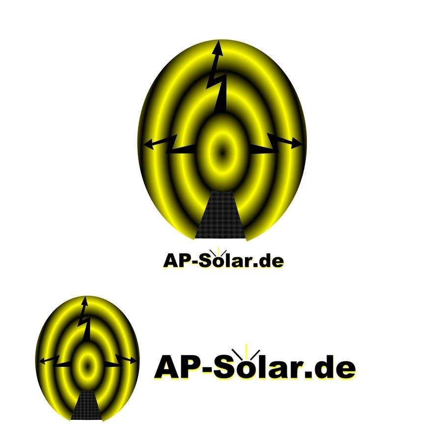 Inscrição nº 36 do Concurso para Logo Design for AP-Solar.de