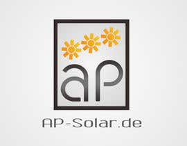 #128 for Logo Design for AP-Solar.de af indraadiwijaya