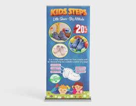 #13 untuk 4 Designs for Roll Up dimensions 85 x200 oleh benson92