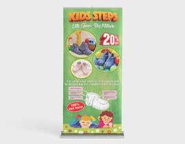 #14 untuk 4 Designs for Roll Up dimensions 85 x200 oleh benson92