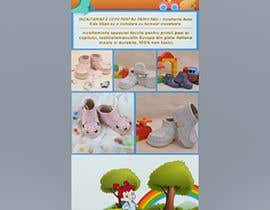 #17 untuk 4 Designs for Roll Up dimensions 85 x200 oleh sherazi2592