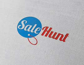 #404 untuk Design a Logo for sale events website SaleHunt oleh texture605