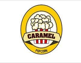 #26 cho Caramel Popcorn Label Design bởi agustinscalisi
