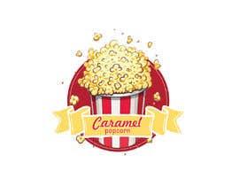 #21 cho Caramel Popcorn Label Design bởi princessbadal