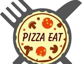 #1 for Logo Pizza Eat by hazemhania