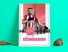 #94 for Football poster by IslamNasr07