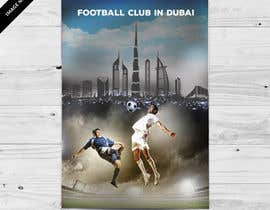 #47 for Football poster by ashraful34