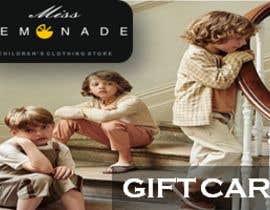 #6 untuk E - Gift Card  + printable version with envelope oleh AkS0409
