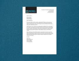 #14 untuk Letterhead and envelope design oleh umar1973