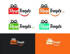 #300 for Logotipo da Shoptrends by samranali22