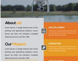 #15 for Simple Flier - Drone Company by mohiuddin610