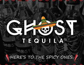 #18 for Bring Ghost Tequila to life in a hypothetical poster by Rooftacular