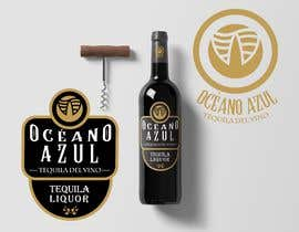 #7 for Design a (fermented) Tequila Bottle Label by Kriszwork99