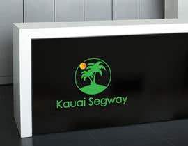 #351 for Kauai Segway Logo by UturnU