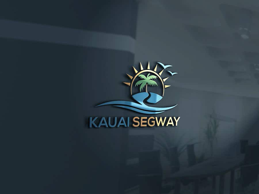 Contest Entry #337 for Kauai Segway Logo