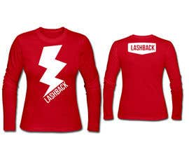 #146 para T-shirt Design for LashBack, LLC por venug381