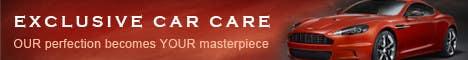 Bài tham dự cuộc thi #339 cho Banner Ad Design for Exclusive Car Care