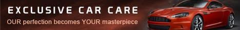 Bài tham dự cuộc thi #387 cho Banner Ad Design for Exclusive Car Care
