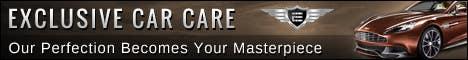 Penyertaan Peraduan #362 untuk Banner Ad Design for Exclusive Car Care