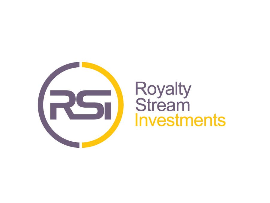 #64 for Logo Design for Royalty Stream Investments by Mohd00