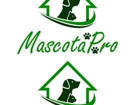 Nro 73 kilpailuun Design Logo and Site Icon for MascotaPro käyttäjältä ahmedelshirbeny