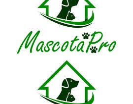 #73 untuk Design Logo and Site Icon for MascotaPro oleh ahmedelshirbeny