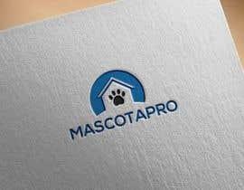 Nro 7 kilpailuun Design Logo and Site Icon for MascotaPro käyttäjältä tonubd98