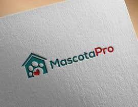 Nro 21 kilpailuun Design Logo and Site Icon for MascotaPro käyttäjältä tonubd98