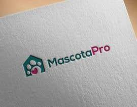 Nro 22 kilpailuun Design Logo and Site Icon for MascotaPro käyttäjältä tonubd98