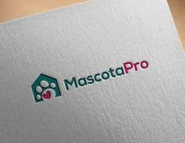 #22 untuk Design Logo and Site Icon for MascotaPro oleh tonubd98