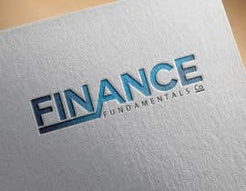 #37 untuk Creat a company logo design with letterhead and business cards for the company name is: (FINANCE FUNDAMENTALS Co.) oleh vanessavalera