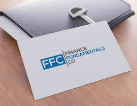 #5 untuk Creat a company logo design with letterhead and business cards for the company name is: (FINANCE FUNDAMENTALS Co.) oleh zapolash4