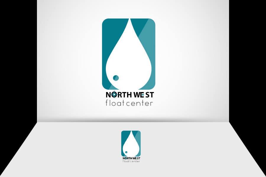 #198 for Logo Design for Northwest Float Center by vigneshsmart