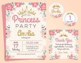 #2 для Indian Luxury Wedding Card/ Mehndi/ Henna Night / Valima Card Design від Nasrabdella