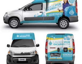 #3 cho Create a design for company vehicle wrap. bởi IrynaSokolovska