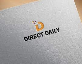 """#35 for Design a very simple logo for the company name """"Direct Daily"""" by mukulakter923"""