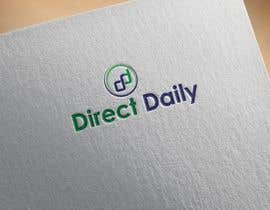 """#37 for Design a very simple logo for the company name """"Direct Daily"""" by mukulakter923"""