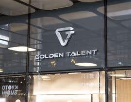 Nro 231 kilpailuun Logo design for Golden Talent käyttäjältä klal06