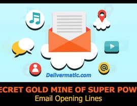 #48 for Design an Awesome Banner - Email Opening Lines by SmartBlackRose