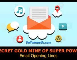 Nro 48 kilpailuun Design an Awesome Banner - Email Opening Lines käyttäjältä SmartBlackRose