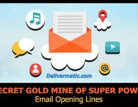 Nro 49 kilpailuun Design an Awesome Banner - Email Opening Lines käyttäjältä SmartBlackRose