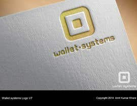 #51 for Design a logo for wallet.systems by amitkumarkhare