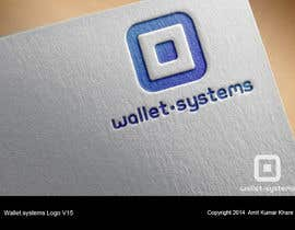 #81 for Design a logo for wallet.systems by amitkumarkhare