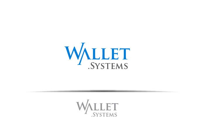 Penyertaan Peraduan #                                        90                                      untuk                                         Design a logo for wallet.systems