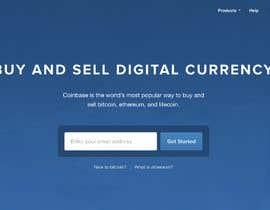 Nro 2 kilpailuun Build a Cryptocurrency buy and sell website käyttäjältä rustom861