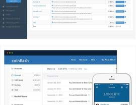 Nro 5 kilpailuun Build a Cryptocurrency buy and sell website käyttäjältä DesignPeter