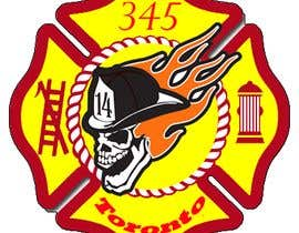 #34 for Redesign Fire Department Logo by ridacpa